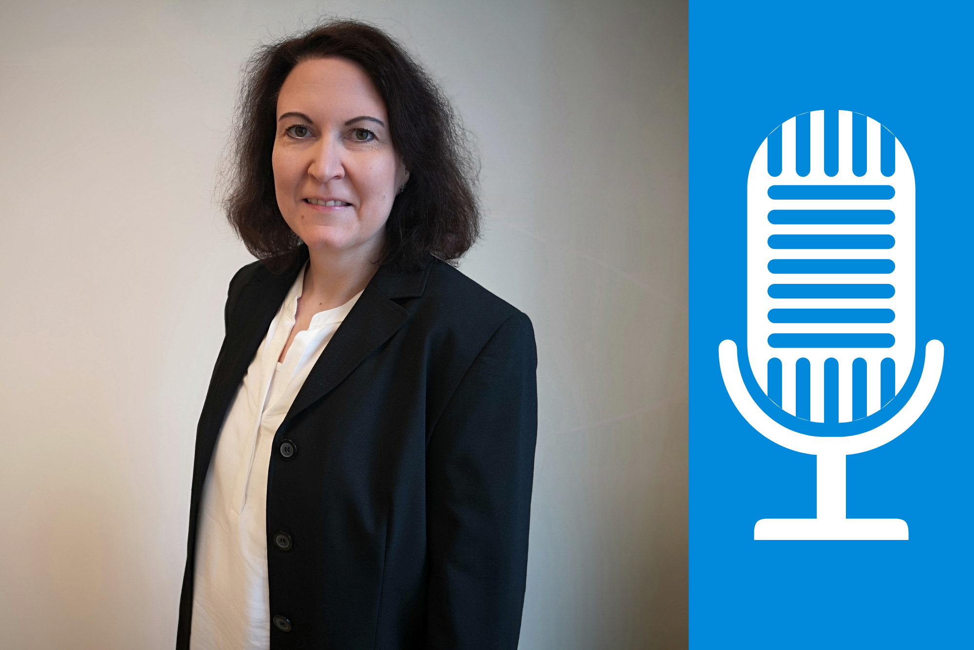 Sandra Heuchert im eHealth Pioneers Podcast
