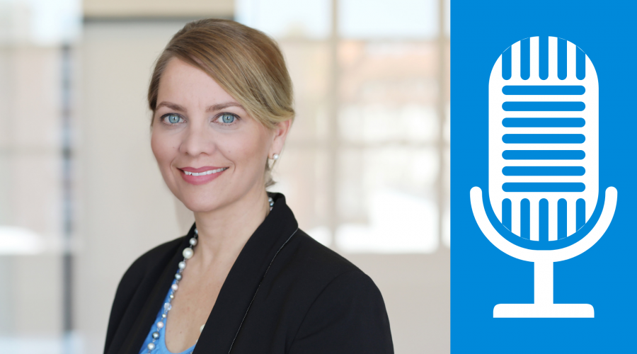 Stephanie Arndt im eHealth Pioneers Podcast