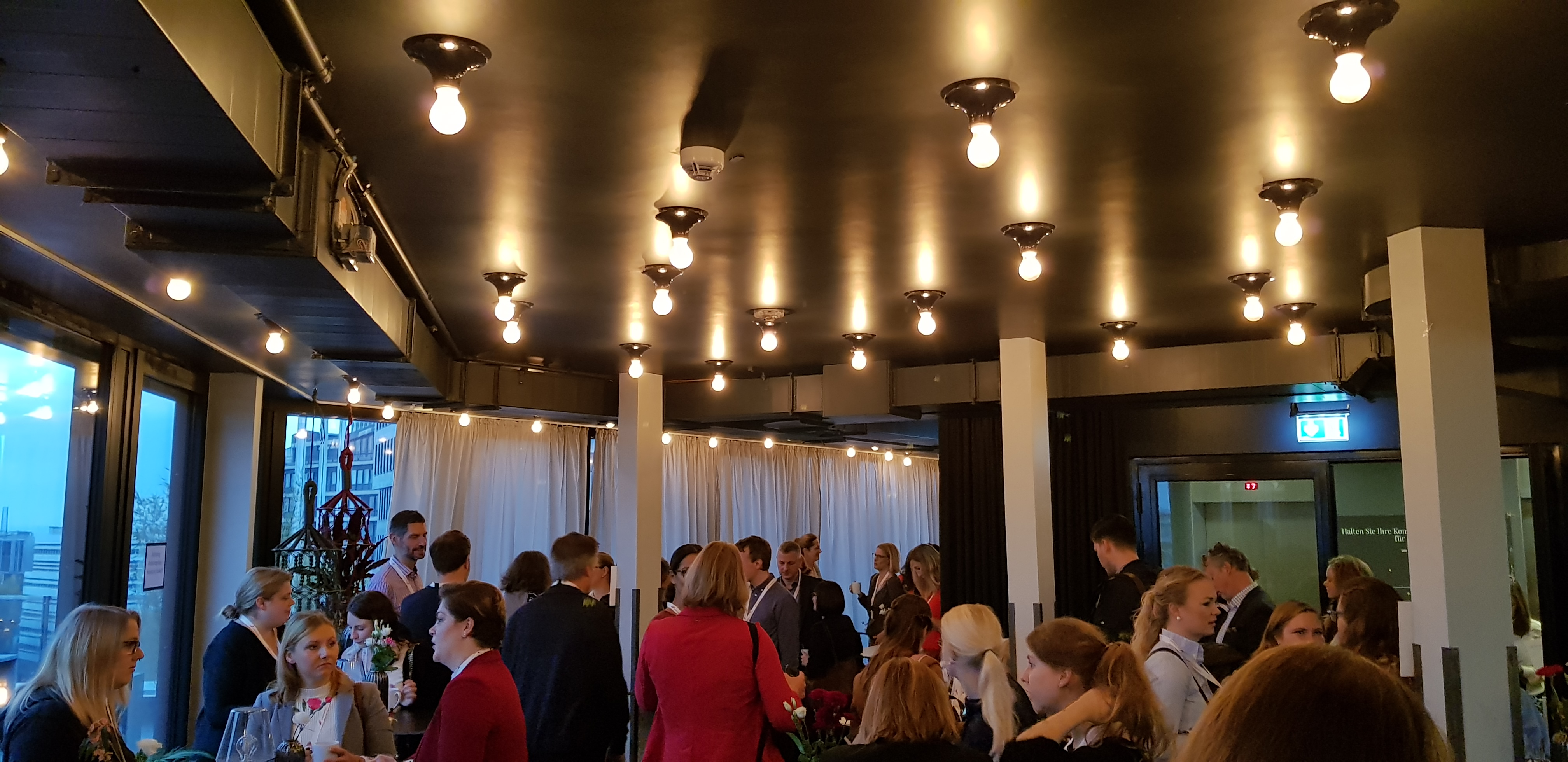 Networking beim DVG-Event