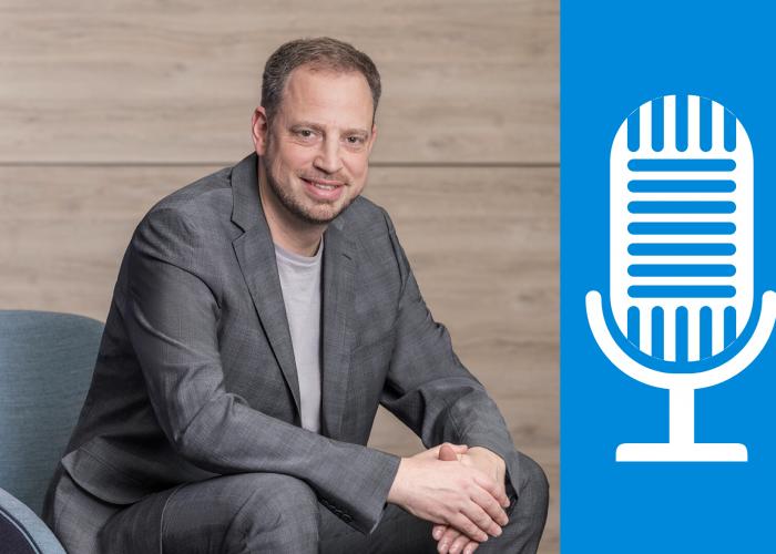 Jan Schellenberger zu Gast im Podcast zum Thema Smart Praxis
