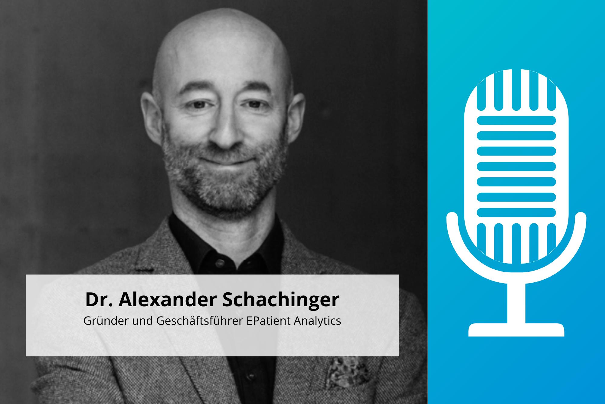 Dr. Alexander Schachinger